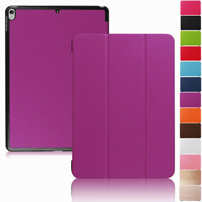 For iPad 9.7 2018 2017 6th/ 5th Gen Smart Leather Shockproof Rugged Case Cover