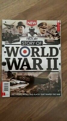 All About History - Story of World War II WW2 Magazine - New - First Edition
