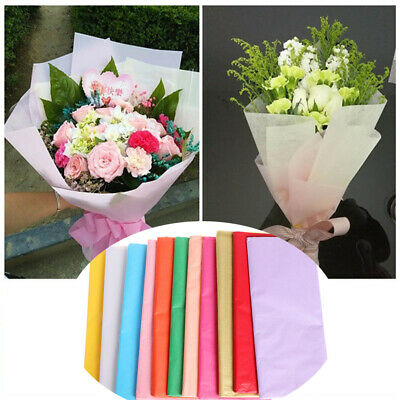 Gift Wrapping Packing Craft Origami Scrapbooking Flower Making Tissue Paper