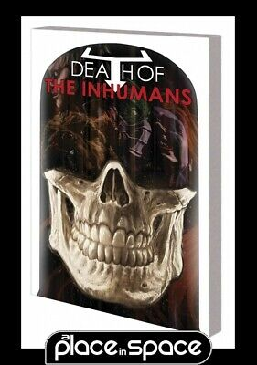 Death Of Inhumans - Softcover