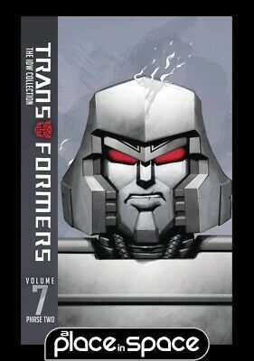 Transformers Idw Coll Phase 2 Vol 07 - Hardcover