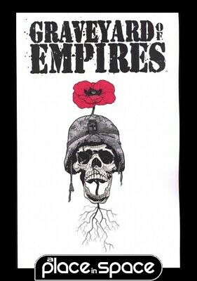 Graveyard Of Empires  - Softcover