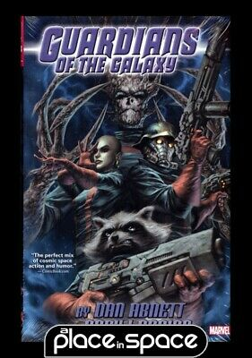 Guardians Of Galaxy By Abnett And Lanning Omnibus - Hardcover