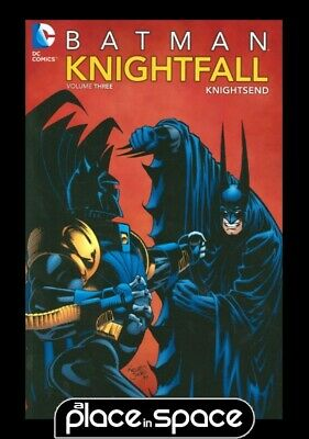 Batman Knightfall Vol 03 Knightsend - Softcover