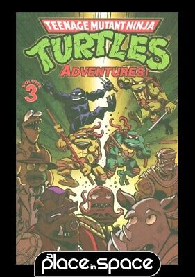 Tmnt Adventures Vol 03 - Softcover