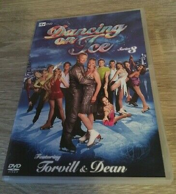 DANCING ON ICE Vol.3 (DVD, 2008) SERIES 3 TORVILL & DEAN ICE SKATING DVD