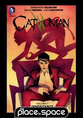 Catwoman Vol 07 Inheritance - Softcover