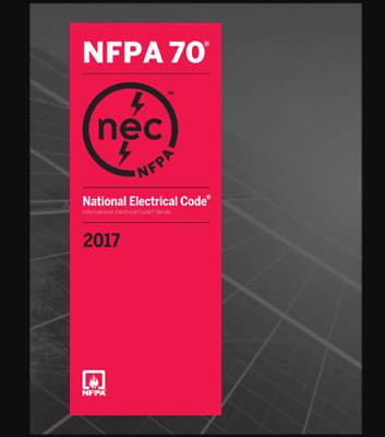 [ P D F ] NFPA 70 National Electrical Code US EDITION * DIGITAL NOT PHYSICAL *