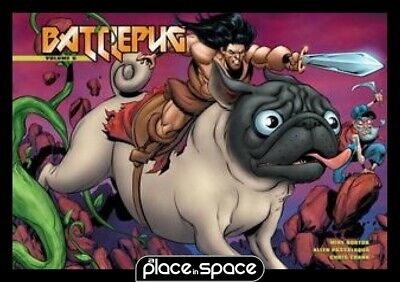 Mike Nortons Battlepug Vol 05 Paws Of War - Hardcover
