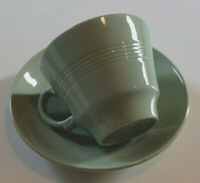 Vintage Woods Ware Beryl Tea Cup And Matching Saucer
