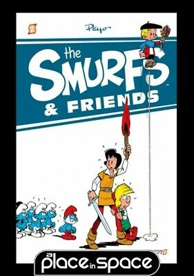 Smurfs And Friends - Hardcover