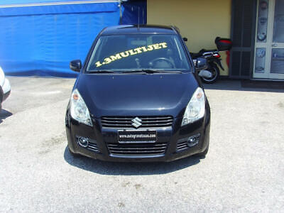 Suzuki splash 1.3 ddis 75cv gls safety pack km certificati