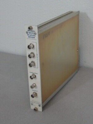 LASL Model 8033 HI Level Mixer NIM Module
