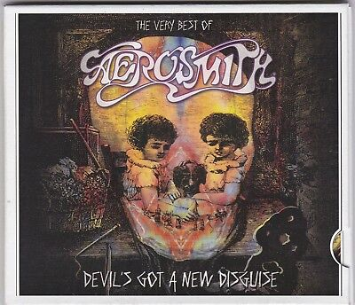 Aerosmith - Devil's Got A New Disguise - The Very Best of CD