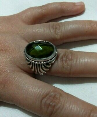 Extremely Ancient Antique Rare Vintage Ring Viking Silver Artifact Quality