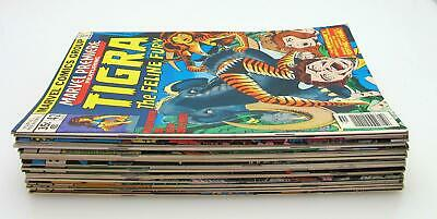 Marvel Titles Bronze Age Lot of (23) Marvel Premiere, Marvel Spotlight & More