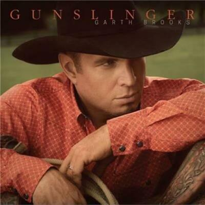 GARTH BROOKS Gunslinger CD NEW