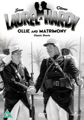 Laurel and Hardy Classic Shorts: Volume 4 - Ollie/Matrimony DVD (2004) Stan