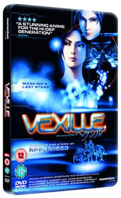 Vexille DVD (2008) Fumihiko Sori cert 12 Highly Rated eBay Seller Great Prices
