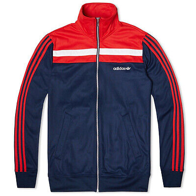 Marin Top Homme Beckenbauer Europe Veste Original Collégial Adidas 83 Track 5jLAc3q4RS