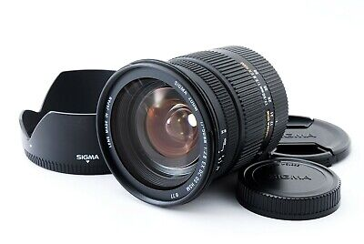 sigma EX 17-50mm f2.8 HSM EX OS IF ASP DC Sigma-SA mount from Japan #424247