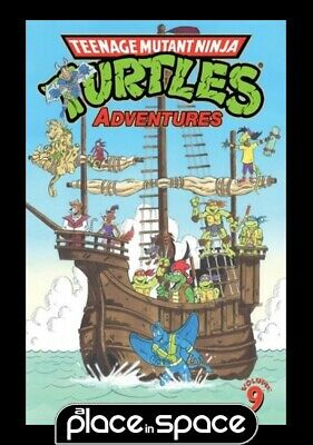 Tmnt Adventures Vol 09 - Softcover