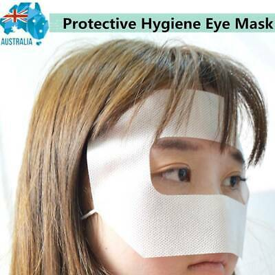 100x Protective Non-woven Eye Mask For VR Glasse Disposable Protective Cover AU