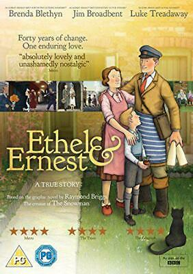 Ethel & Ernest [DVD], New, DVD, FREE & Fast Delivery