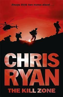 The Kill Zone by Chris Ryan, Good Used Book (Hardcover) Fast & FREE Delivery!