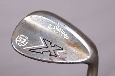 Callaway X-Forged Vintage Gap Wedge 52° Right-Handed Steel Golf Club #6251