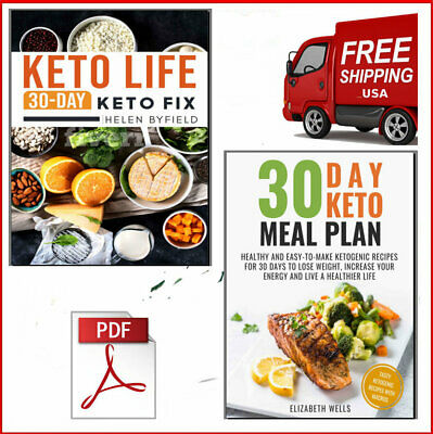 The Top Keto Life 30 Day Keto Fix & Keto Meal Plan 2019 Eb00k/PDF FAST Delivery