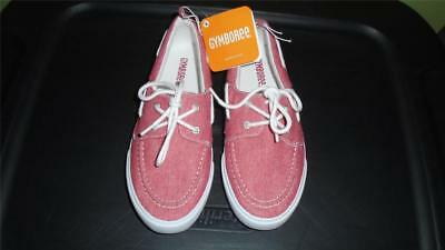NEW Big Boys Size 3 Gymboree Boat Shoes Gray 2018 Line MSRP $32 NWT