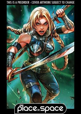 (Wk20) War Of The Realms #4C - Battle Lines Variant - Preorder 15Th May
