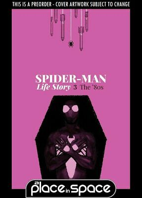 (Wk20) Spider-Man Life Story #3A - Preorder 15Th May