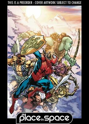 (Wk20) War Of The Realms: Spider-Man & League Of Realms #1A - Preorder 15Th May