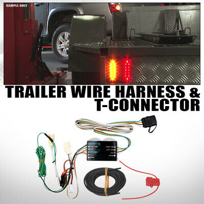 Swell 20072011 Toyota Camry Curt T Connector Wiring Harness Curt 56079 Wiring 101 Cranwise Assnl