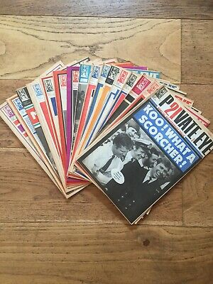 PRIVATE EYE Magazines (x17) From 1982,1983&1984.