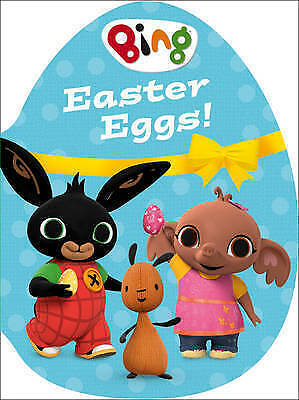 BING EASTER EGGS Board Book 	9780008220907