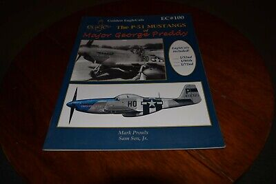 The P-51 Mustangs of Major George Preddy book (no decals)