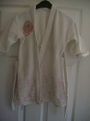 Girls ladybird Barbie dressing gown age 3 years