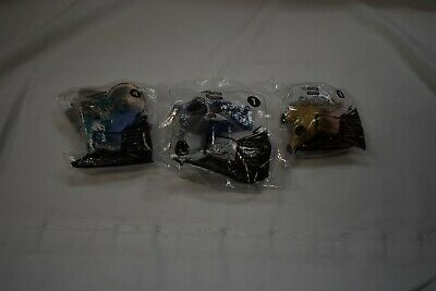 Lot Of 7 Mcdonalds Happy Meal Sing Toys Gunter Buster Moon