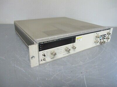 HP 5328A Universal Counter w/OPT 010, 040