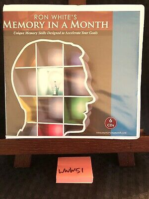 Memory In A Month Ron White Workbook