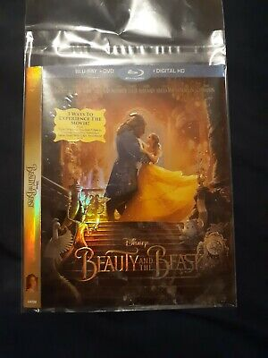Beauty and the Beast BLU RAY SLIPCOVER ONLY