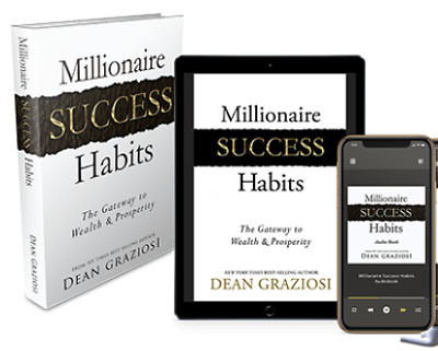 Millionaire Success Habits 2019 by Dean Graziosi (E-B00K & AUDI0B00K|EMAILED)MSH