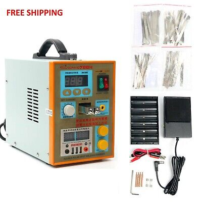 788H 2in1 60A Spot Welding Spot welder Soldering Machine for Battery Charger