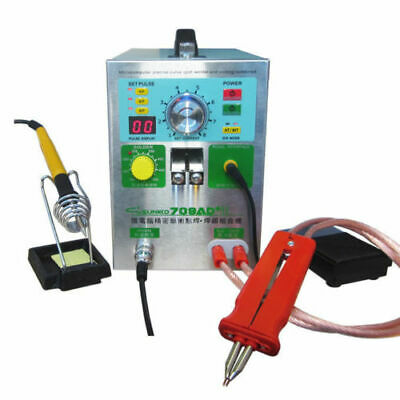 SUNKKO 709AD+ Battery Spot Welder For 18650 Soldering Welding Machine (110/220V)