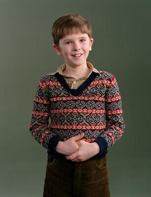 """Freddie Highmore [Charlie And The Chocolate Factory] 8""""x10"""" 10""""x8"""" Photo 66802"""
