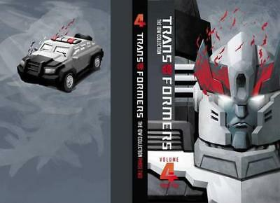 Transformers: IDW Collection Phase Two Volume 4 by James Roberts PH.D., John Bar