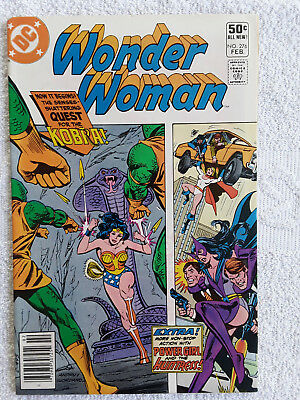 Wonder Woman #276 (Feb 1981, DC) Vol #40 Newsstand Fine+